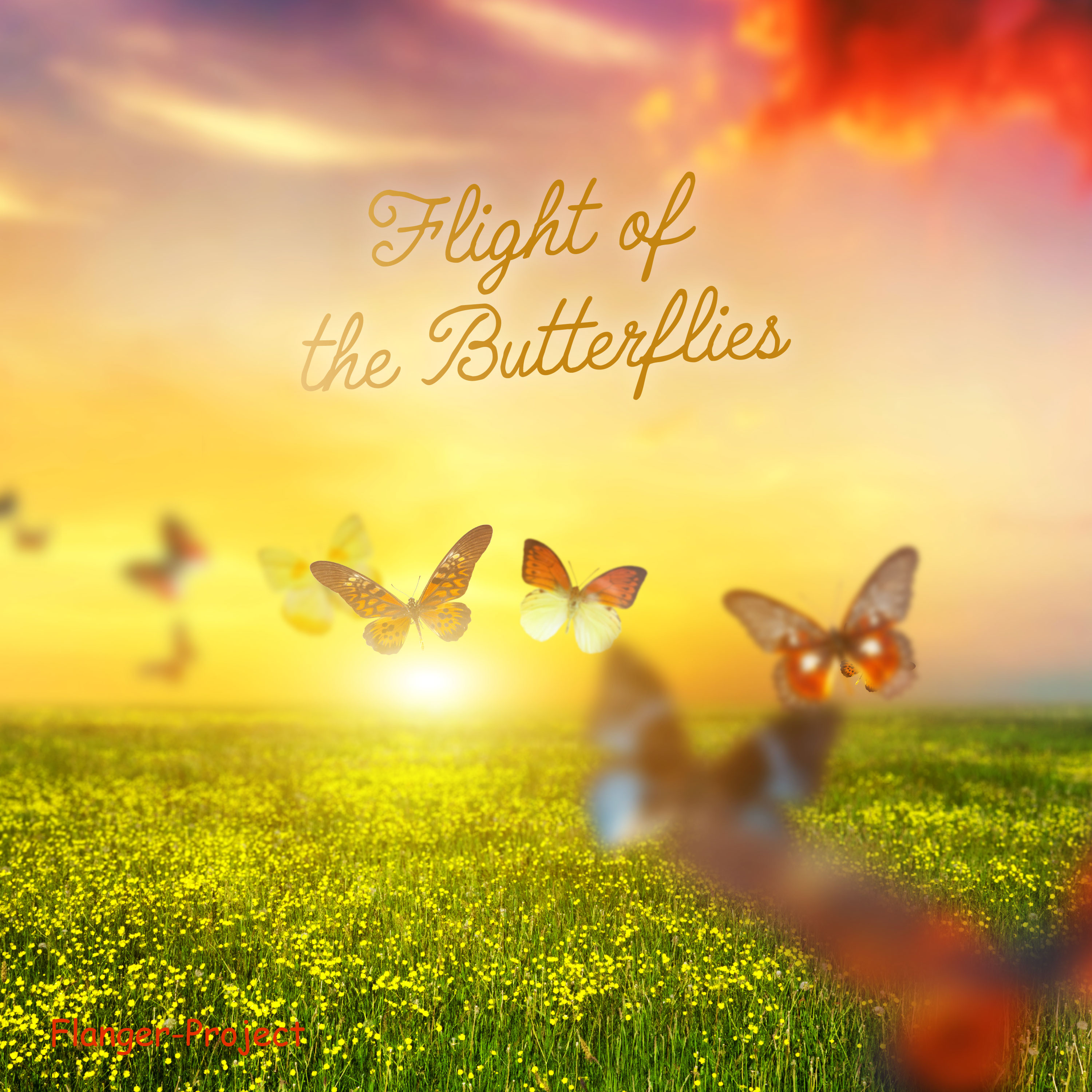 Flight of the Butterflies maxi single Release 05.08.2018